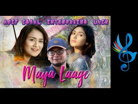 Download [ 4:6 ] Maya Laage | Asif Iqbal Introducing Lvin | Nadia | Bangla New Romantic Song | Valentine 2018 mp4 HD Video 1080p | 720p| 360p| 244p | 140p