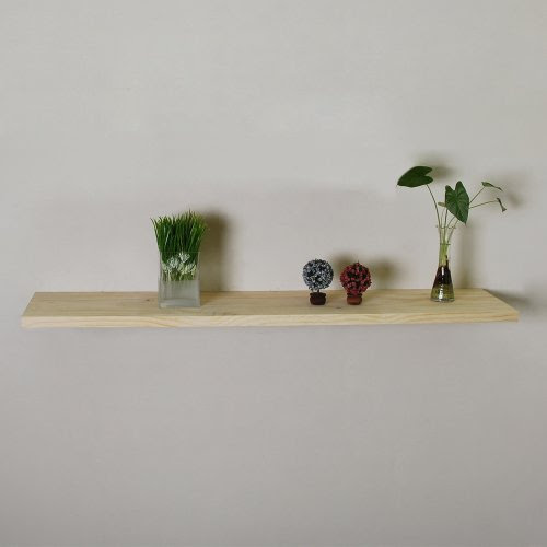 48 Inch Floating Shelf 15 Image Wall Shelves
