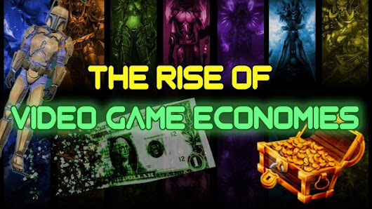 The Rise of Video Game Economies by PBS Off Book