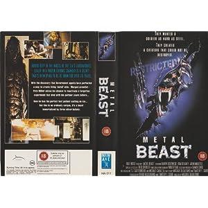 Metal Beast (a.k.a. Project: Metalbeast) [VHS] [1995]