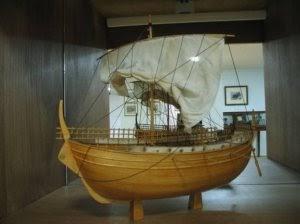 Ταξίδι στην Ανατολή με ένα βυζαντινό πλοίο