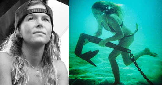 This Inspiring 34-year-old Female Captain has sailed solo around the world for 10 years! - DavidWolfe.com