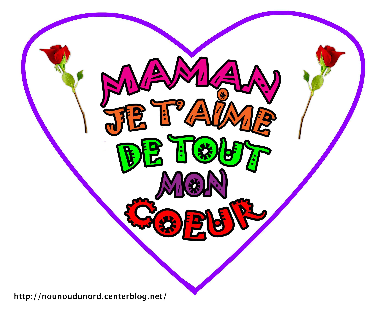 Coloriage Coeur Maman Je Taime.10 Coloriage De Coeur Je T Aime Maman A Imprimer Des