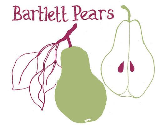color pear