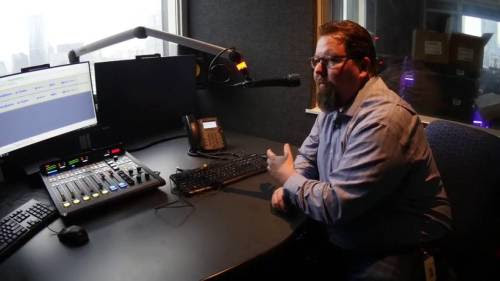 CKNW radio director turns to podcasting to raise Parkinson's awareness