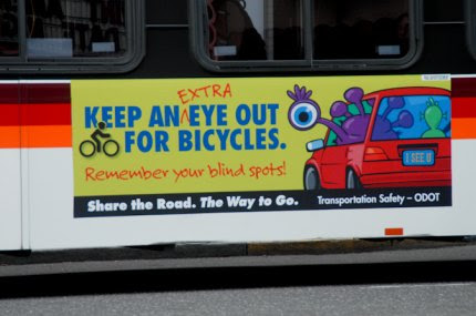 You could be the manager of ODOT's Bicycle and Pedestrian Safety Program - BikePortland.org