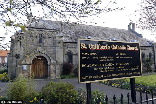 Father John Reid, 70, from Stockton, pleaded guilty to abusing his position after he allegedly took the money from parishioners meant for charitable purposes and the upkeep of St Cuthbert's Church