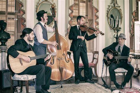 Le Pumpe Gypsy Jazz Band   Wedding Band Charleston SC