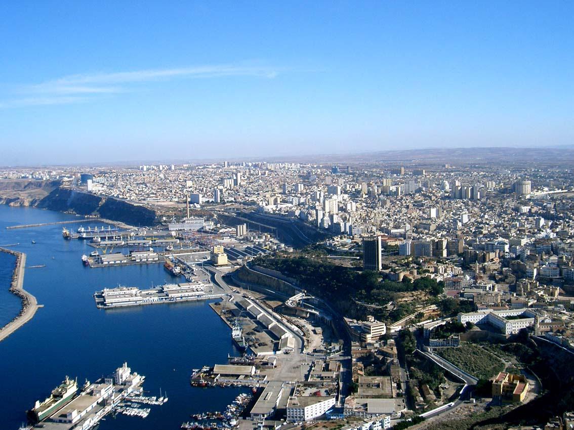 Port of Oran, Algeria