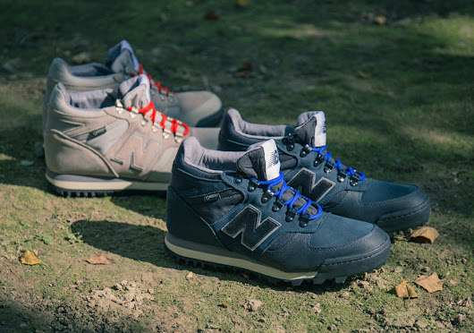 Norse Projects New Balance Danish Winter 2.0 Pack | SneakerNews.com
