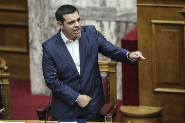 Τσίπρας: Το μόνο που νοιάζει τη ΝΔ, η πτώση μας πριν την έξοδο από το μνημόνιο | in.gr