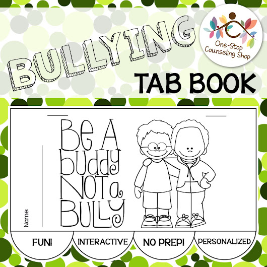 New Product :: Bullying Tab Book