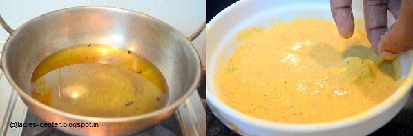 Mirchi bajji recipe3