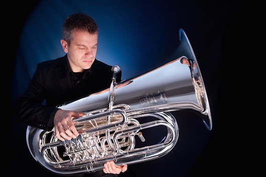 Alessandro Fossi | Tuba Player and Music Coach