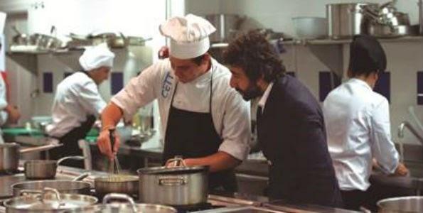 El gourmet urbano iii premio promesas de la alta cocina for Tecnicas de alta cocina