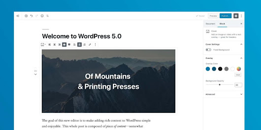 Version 5.0 | WordPress.org