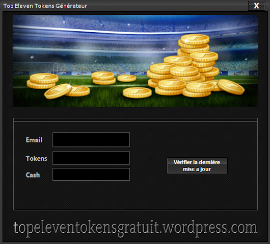 Top Eleven Tokens Gratuit