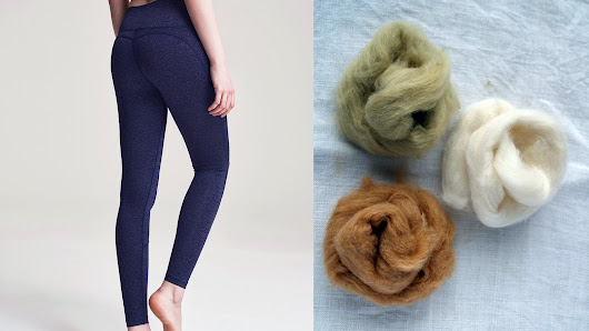 Organic Cotton Leggings for Fit