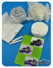 Pigmentos  C1 Models - Efecto plateado C1 Metalizer