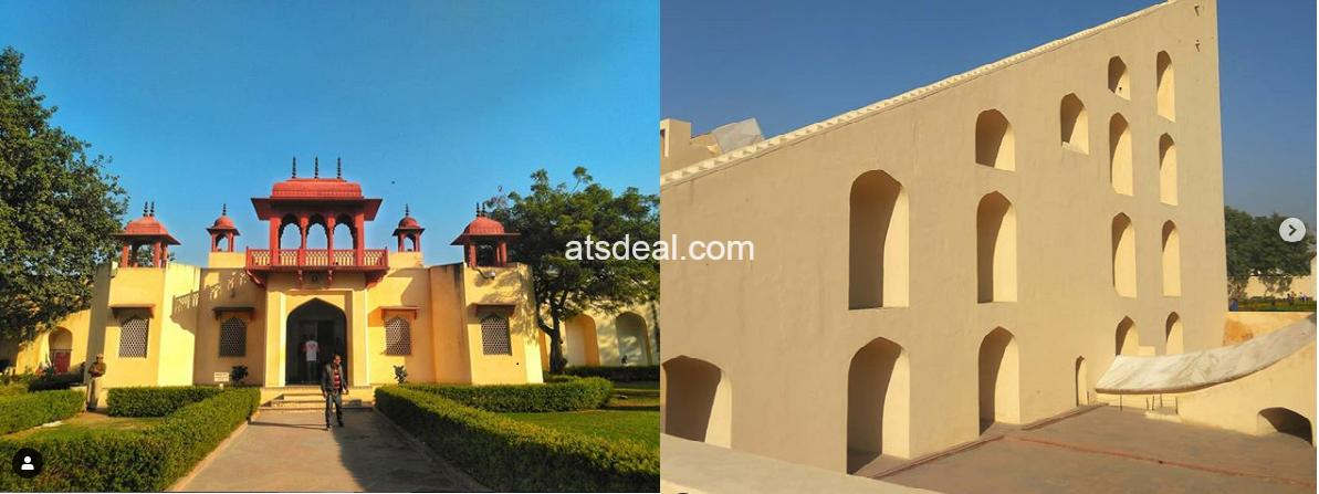 Jantar Mantar Fort Jaipur