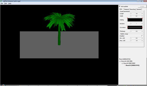 ngPlant palm