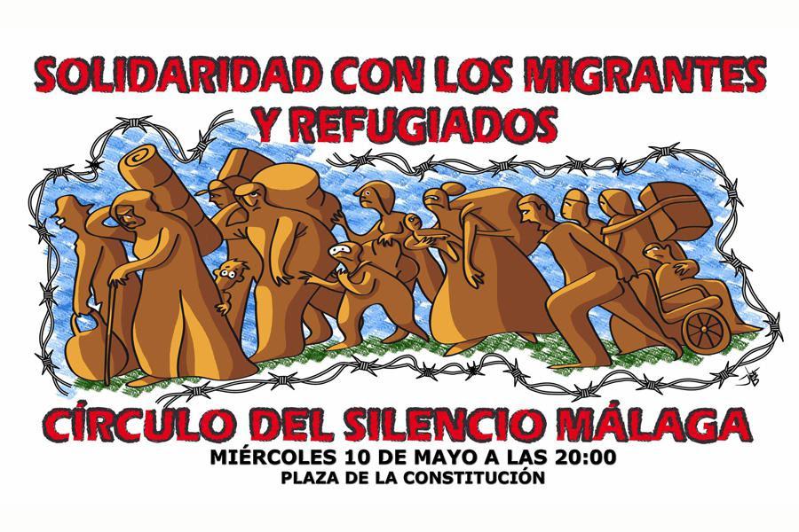 El 10 De Mayo Próximo Círculo Del Silencio Dibujos De Fano En