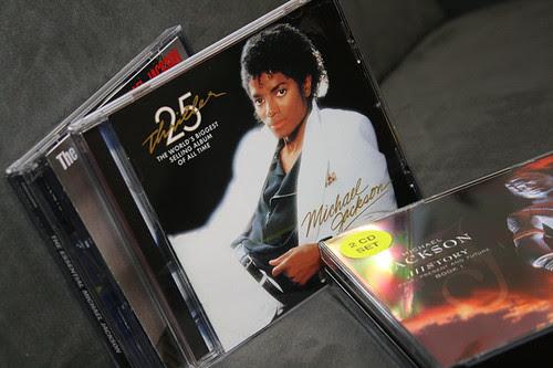 A Wife S Charmed Life Michael Jackson Cds