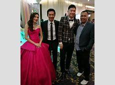 Badminton stars attend Tan Boon Heong & Sherlyn Tan Yean Ling's wedding reception