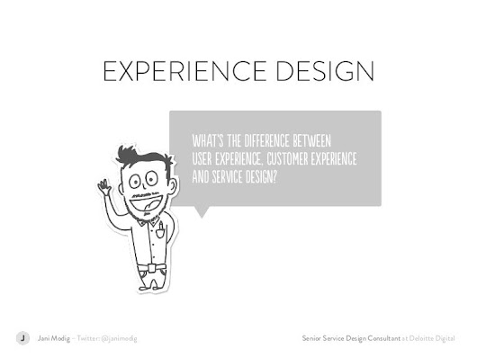 We explain Experience Design in a few simple steps.