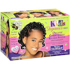 Africa's Best Kids Organic Conditioning Relaxer System with ScalpGuard, No-Lye