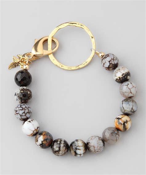 speckled agate bead bracelet jewelry jewelry