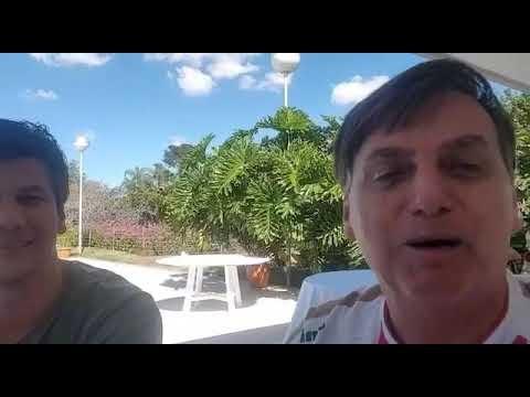 PRESTÍGIO: CÍCERO MARTINS É O CANDIDATO DE BOLSONARO A VEREADOR DE NATAL