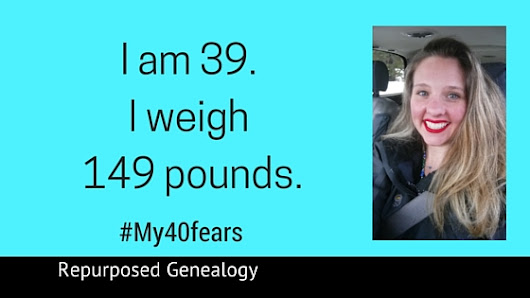I am 39. I weigh 149 pounds.