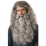 The Hobbit Gandalf Beard Costume Wig Kit