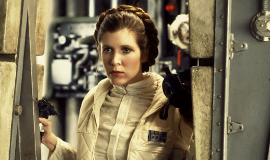 È morta Carrie Fisher - Wired