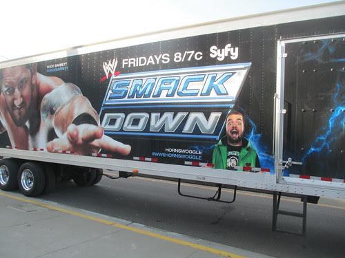 Smackdown Truck
