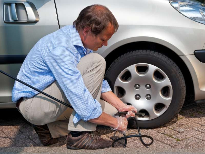 How To Check Tire Pressure And Inflate Tires Autobytel Com