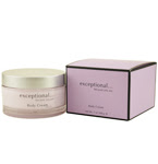EXCEPTIONAL-BECAUSE YOU ARE - BODY CREAM 7 OZ