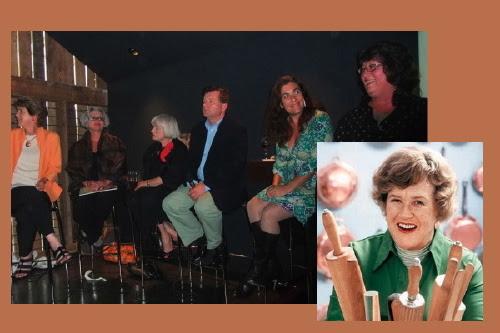 Julia Child Panel Discussion