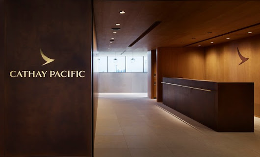 Sponsored By Cathay: Make Your #lifewelltravelled With Cathay Pacific Lounge