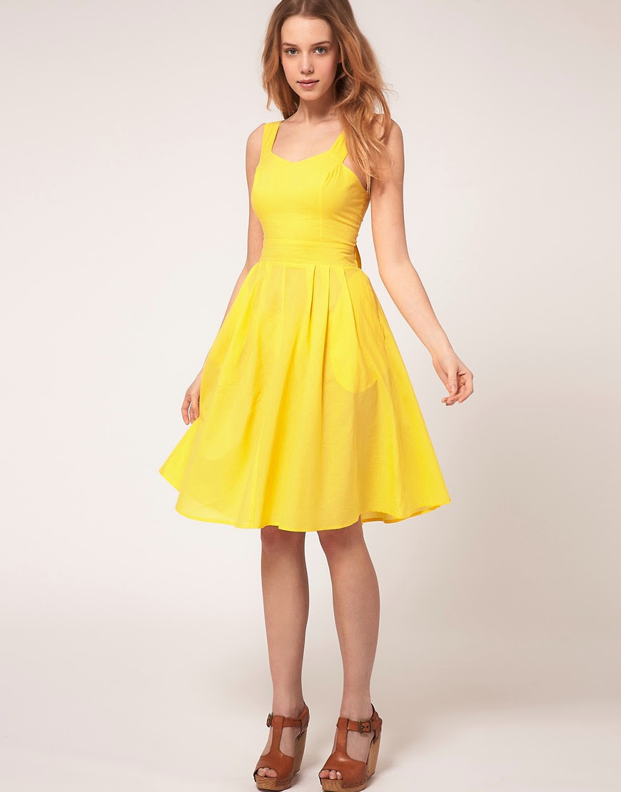 What yellow dress mean does bodycon it los angeles rome