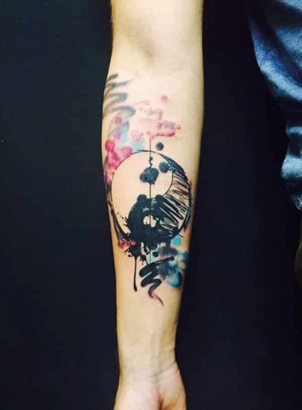 Yin Yang Tattoos for Men - Ideas and Inspiration for Guys
