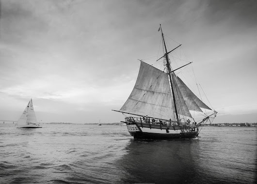 After Toppling Over During Winter Storm Juno, Tall Ship Providence Will Finally Return to Water - What'sUpNewp