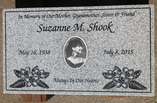 Need a Memorial Headstone Finished Before the Holiday Season