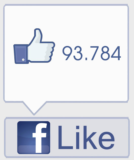 Facebook is changing the way to count the Likes