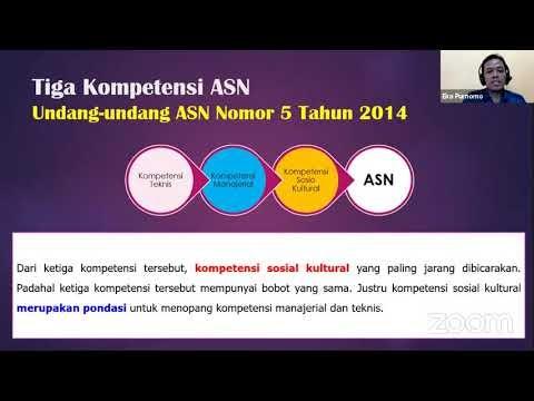 Pelatihan Belajar Mandiri Calon Guru ASN PPPK - Mapel Bahasa Indonesia