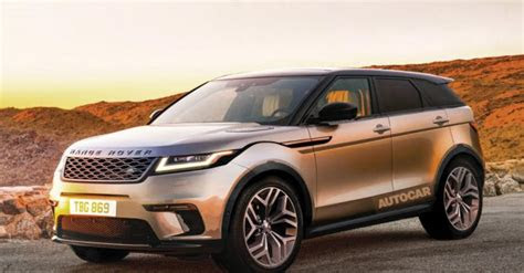 gen range rover evoque  debut  october