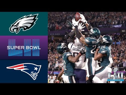 Super Bowl 2018: Eagles pull off stunning win over Patriots