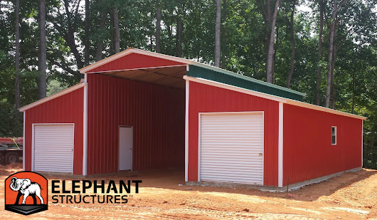 How I Learned to Love the Barn - Elephant Structures