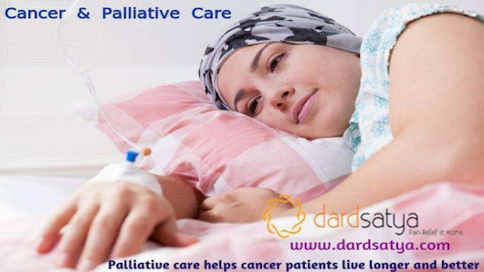 Palliative Care For Cancer Patients